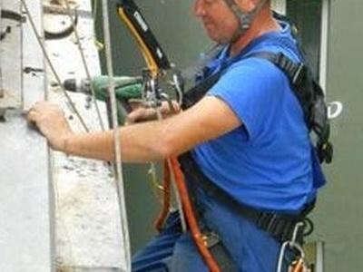 Prace alpinistyczne na wysokości 2